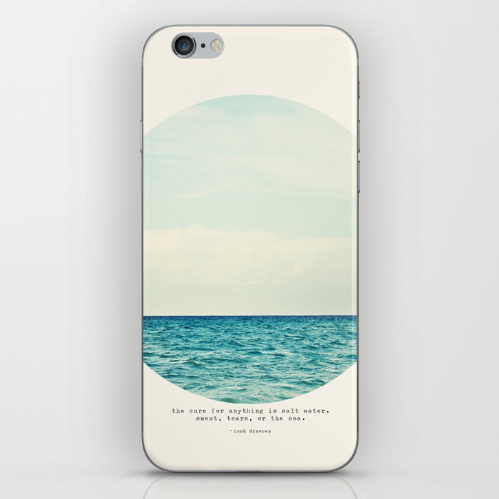 new style 35770 7ebba Salt Water Cure IPHONE SKIN IPHONE 8